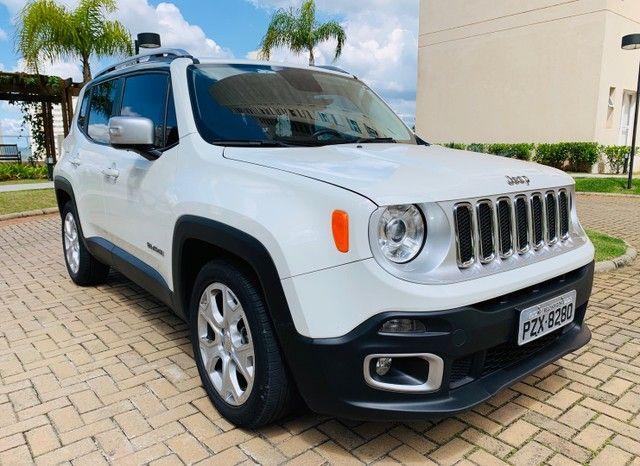 Jeep Renegade Limited 2017/17 Sem retoque, o mais completo - Foto 2