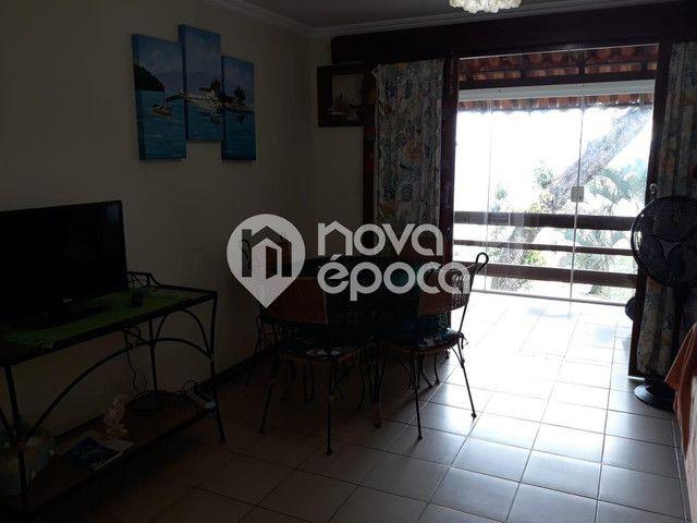 Apartamento à venda com 2 dormitórios em Biscaia, Angra dos reis cod:LB2CB36019 - Foto 9