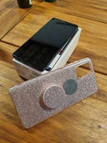 Samsung A71 na Garantia com Nota Fiscal  - Foto 5