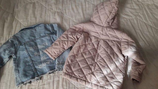 Jaquetas calças (vendo só hoje) - Foto 2