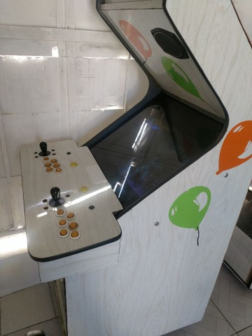 Máquina de fliperama - Foto 3