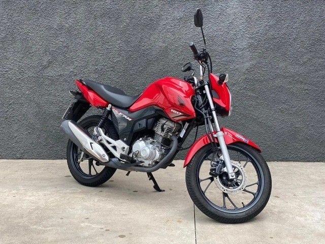Honda CG 160 Fan Esdi Flexone (financio em até 36x) - Foto 2
