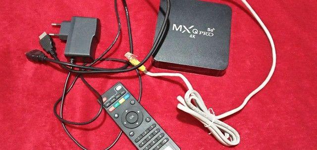 TV box Qpro 5G 4k