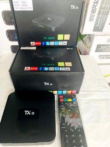 Tv box super PROMOÇÃO Tx9 aparelho TVBOX  - Foto 2
