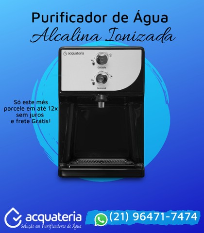 Purificador de Água Alcalina Ionizada - Foto 3