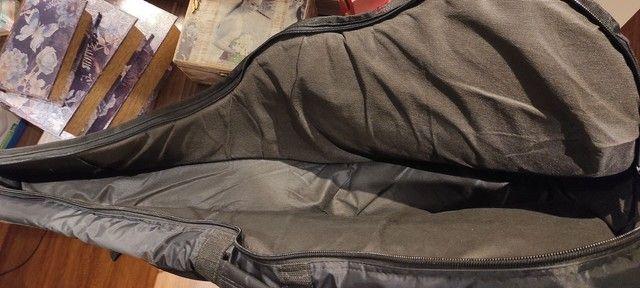 Capa para violão folk/clássico VENDA R$230,00 - Foto 4