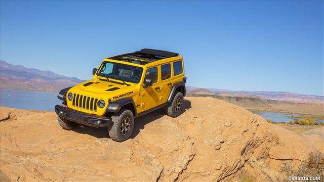 Jeep Wrangler 2.0 Turbo Rubicon 4x4 At8 - Foto 4