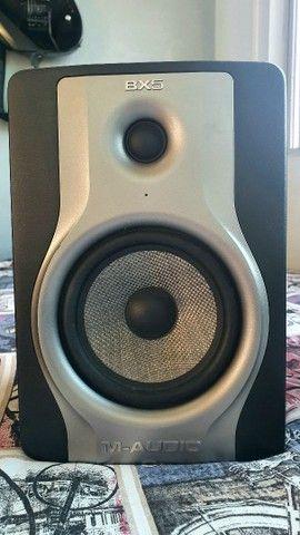 monitores de áudio bx5  - Foto 4