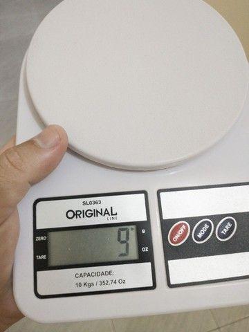 Balança digital cozinha, até 10kg ,NOVA/ACEITO TROCAS - Foto 3