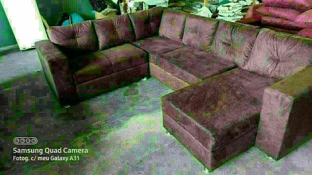 Sofa de canto YONPINK688-1