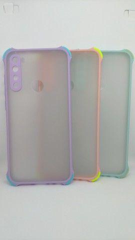 Capinha case Anti Impacto Xiaomi Vários Modelos - Foto 2