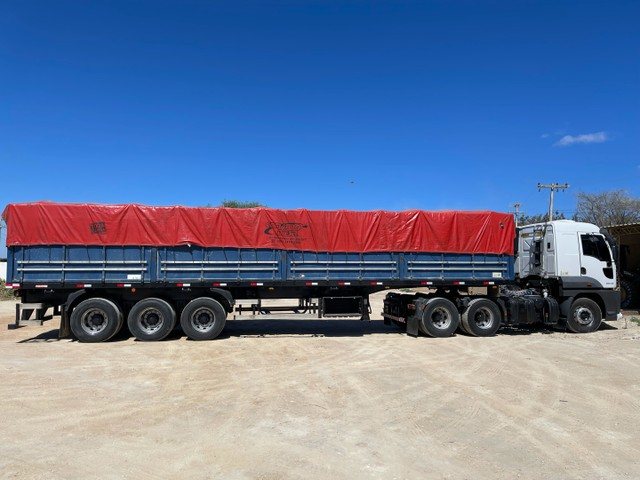 FORD CARGO 2842 6x2 ano 2015! - Foto 2