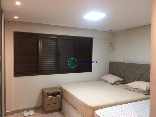 Apartamento com 3 dormitórios à venda, 179 m² por R$ 810.000,00 - Setor Bueno - Goiânia/GO - Foto 19
