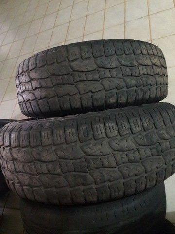 vende 4 pneus 265/60/aro 18  1.000.00 - Foto 2