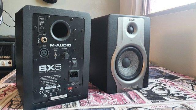 monitores de áudio bx5  - Foto 2