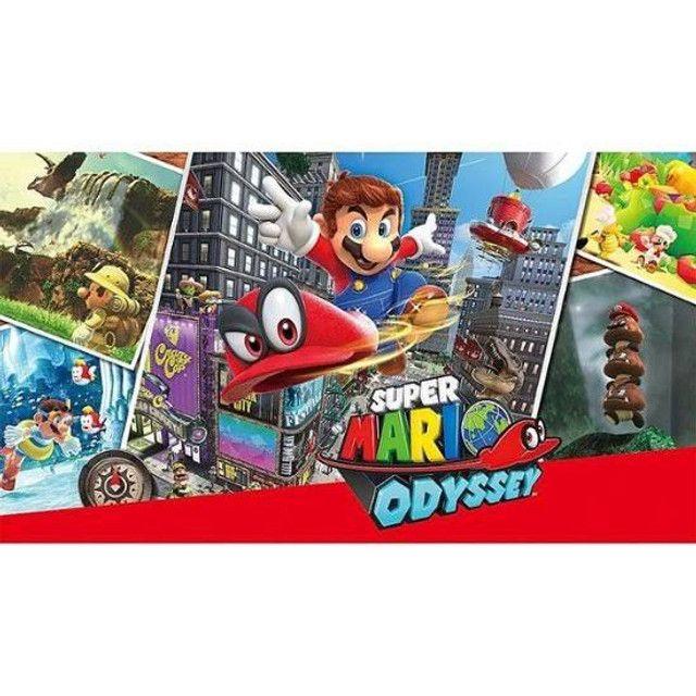 Super Mario Odyssey - Foto 2
