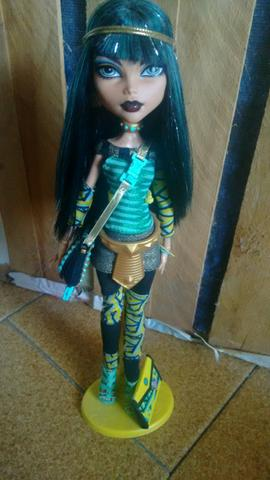 Boneca Monster High Cleo de Nile