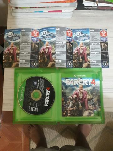 Farcry4 para xbox one