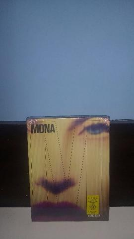 Madonna - The Mdna World Tour Deluxe (2 Cd + Dvd)