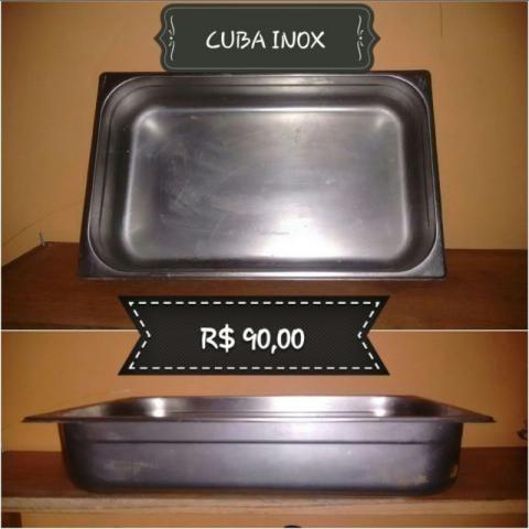 Cuba inox