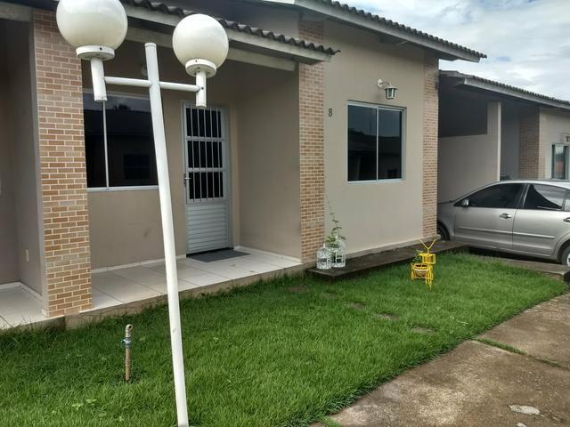 Alugo casa em residencial