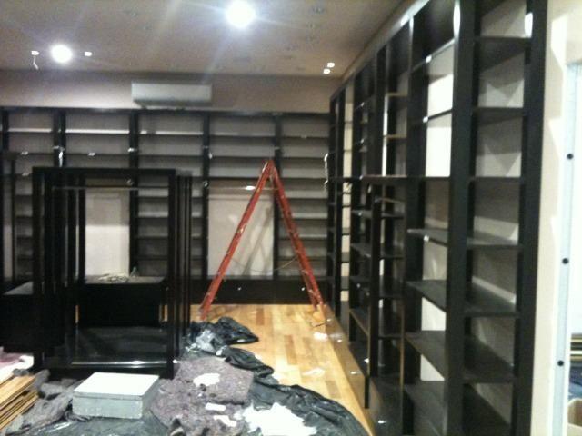 Mobiliário estilo Inglês para loja/pub/livraria/escola, parcelado! - Foto 3