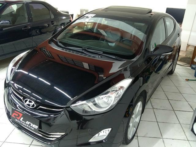 Hyundai Elantra Gls 1.8 Aut. 2013
