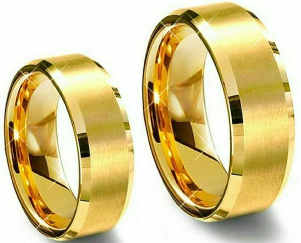 3cc528e771e Fabricação de Alianças em ouro 18k ou ouro 16k . - Bijouterias ...