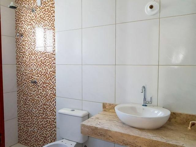 Casas planas no eusébio, 3 quartos 2 vagas shopping - Foto 2
