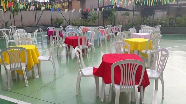 Aluguel De Mesas E Cadeiras Servicos Lirio Do Vale Manaus