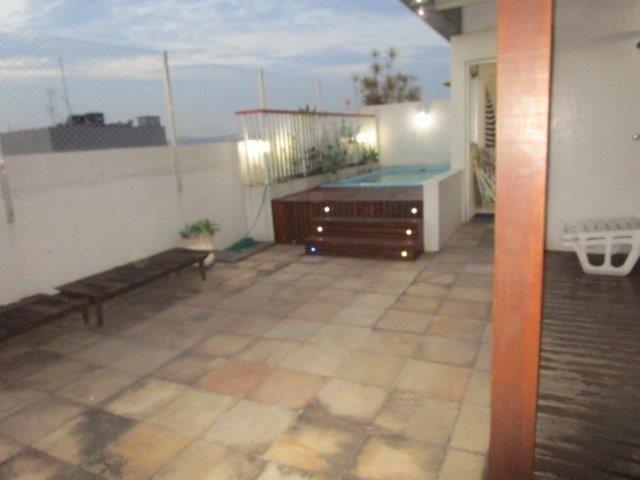 Méier cobertura Vista Panorâmica 3 quartos (1 Suíte) 2 salas 4 banheiros JBCH50815 - Foto 19