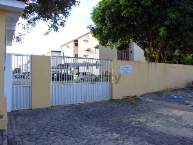 Apartamento com 2 dormitórios à venda, 57 m² por r$ 129.000,00 - capim macio - natal/rn