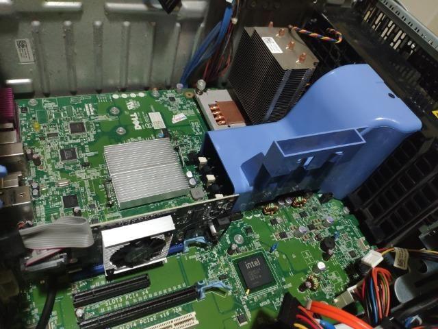 Computador DELL precision t3500 xeon w3960 - 40g de memoria - ssd kingston  240g