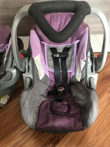 Bebe Conforto com Base Fixa - Para Gêmeos Importado Baby Trend - Foto 3
