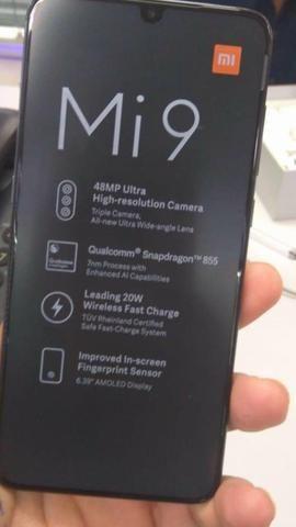 Xiaomi Mi 9 Dual SIM 6GB RAM,128GB GLOBAL R$ 2.199 (17- *) - Foto 2
