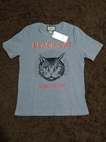 0b171f75e Camiseta Gucci Black Cat - Roupas e calçados - Jardim Piratininga ...