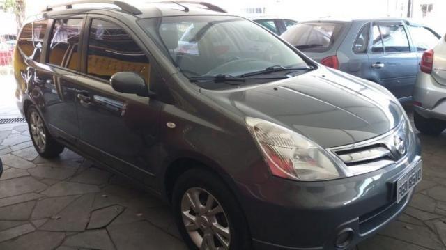 Nissan Grand Livina 1.8 sl 4P