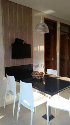 Casa com 4 dormitórios à venda, 327 m² por r$ 800.000 - nova parnamirim - parnamirim/rn - Foto 5