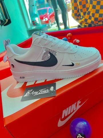 Tênis Nike Airforce OffWhite R$110,00 - Foto 6