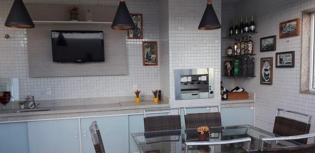 Apartamento com 3 suítes, 3 áreas externas e 3 vagas de garagem - Foto 11