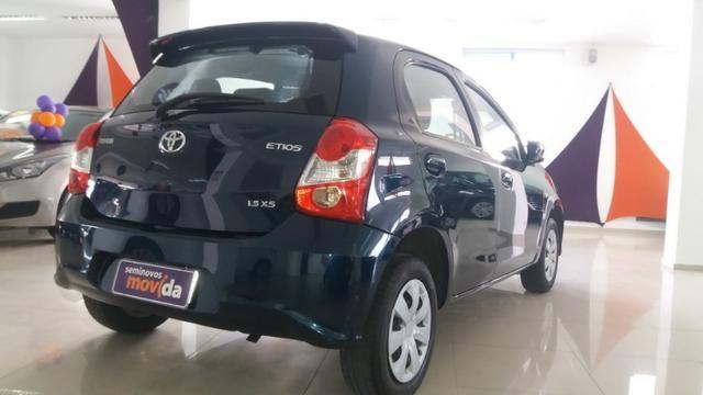 Toyota Etios Xs 1.5 2018 - Foto 3