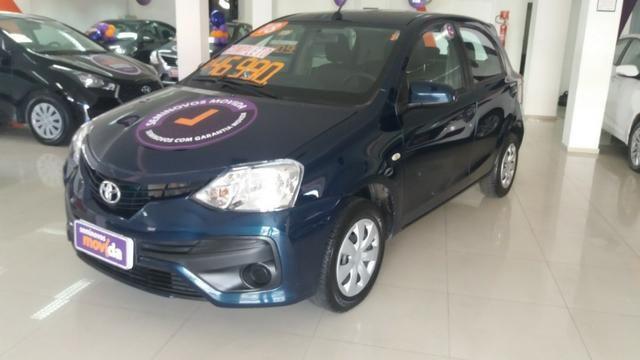 Toyota Etios Xs 1.5 2018 - Foto 4