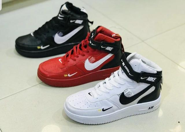 Tênis Nike Airforce OffWhite R$110,00 - Foto 3
