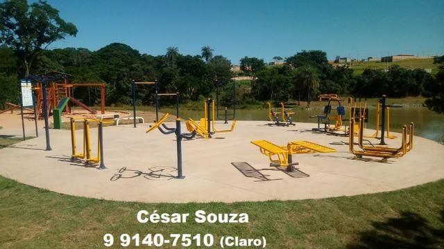 Em Valparaíso de Goiás!! Pronto p/ construir!! Ágio de um bom Lote de 360 m² - Foto 17
