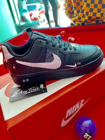 Tênis Nike Airforce OffWhite R$110,00 - Foto 5