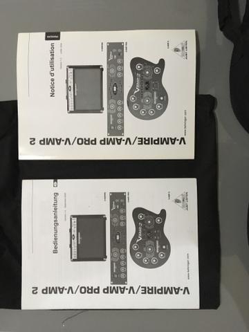 Pedaleira V-amp 2 - Foto 4