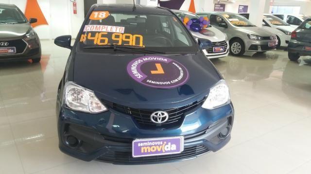 Toyota Etios Xs 1.5 2018 - Foto 7