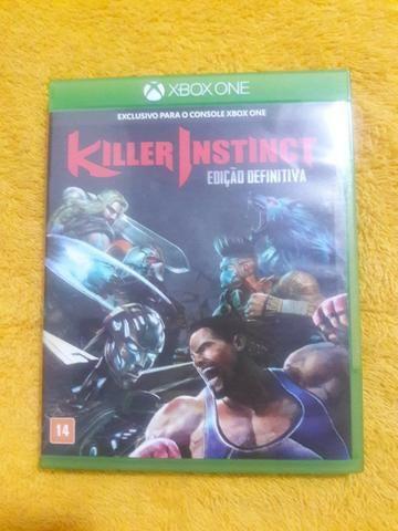 Killer Instinct Definitive Edition Xbox One Mídia Física - Foto 4