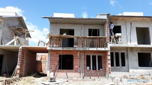 Casa à venda com 3 dormitórios em Pioneiros, Fazenda rio grande cod:239