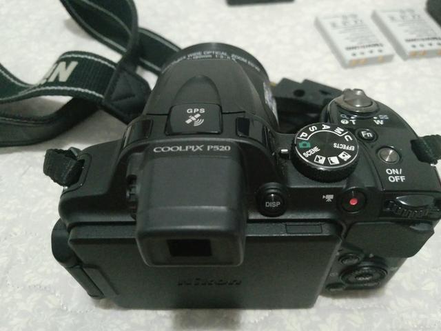Nikon p520 - Foto 5